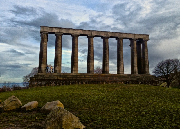 Day 72 - The National Monument of Scotland